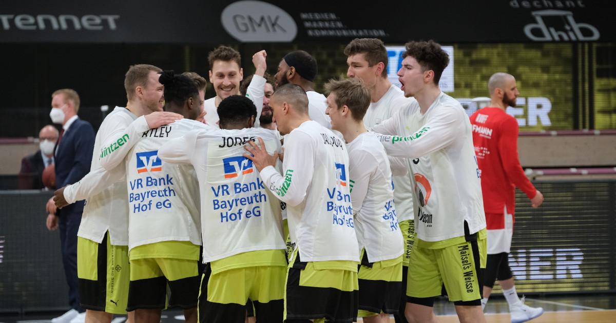 medi bayreuth: Das 1000. Erstligaspiel steht an
