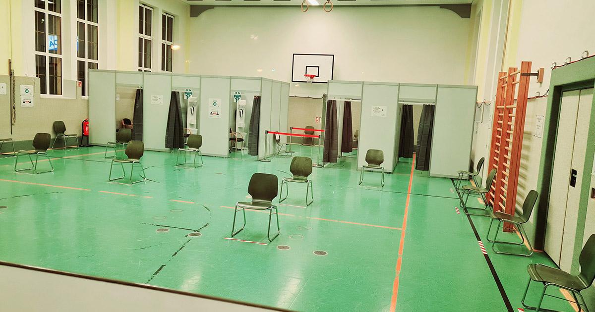 Corona-Virus in Bayreuth: Impftermine frei