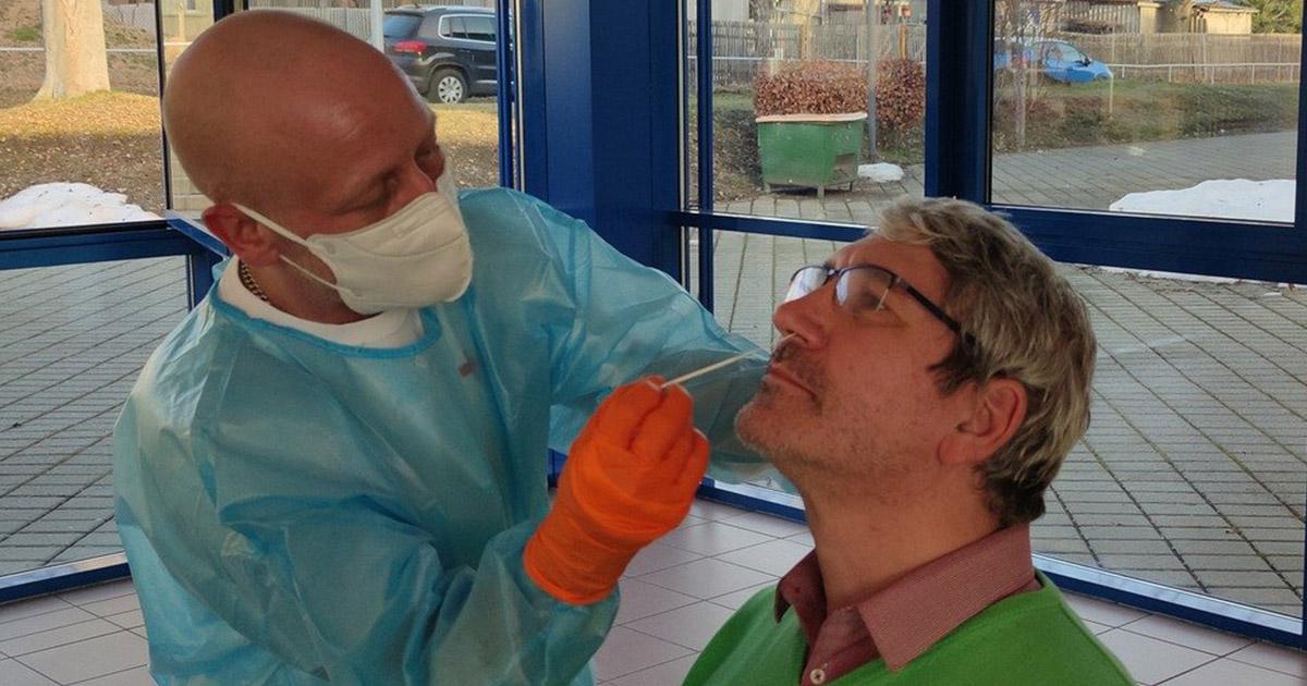 Corona-Virus in Bayreuth: Erweiterte Öffnungszeiten am Testzentrum in der Schlossgalerie