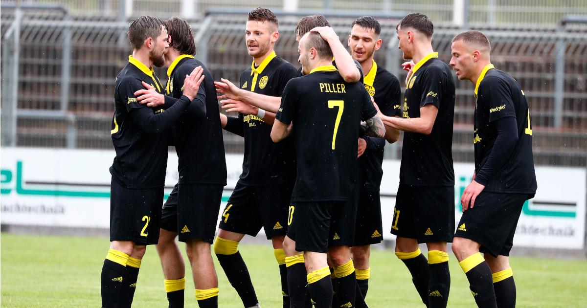 SpVgg Bayreuth: 250 Zuschauer gegen Aschaffenburg dabei