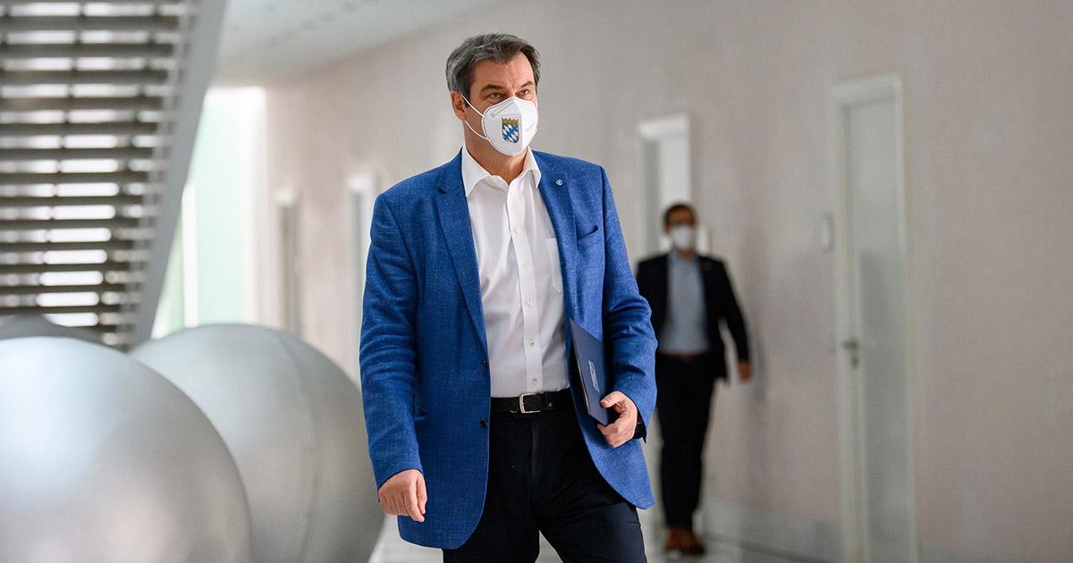 Corona-Virus in Bayreuth: Das sind die neuen Regeln für Bayern