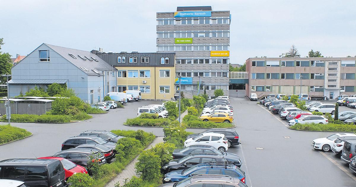 Lokalnachrichten in Bayreuth: Der Standort wird künftig zentriert