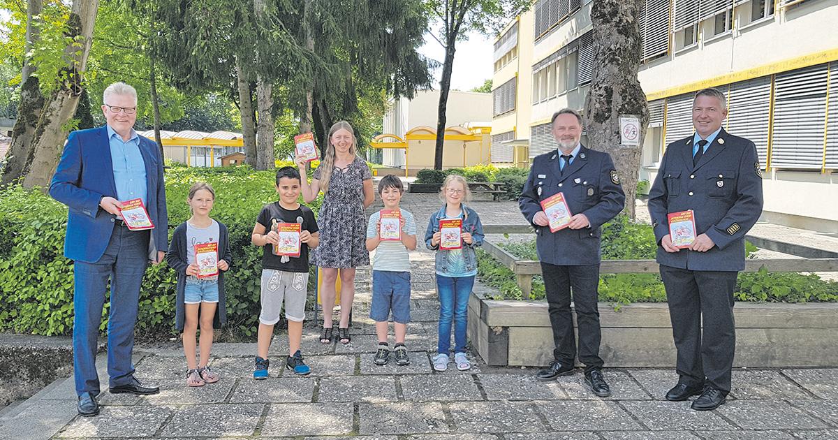 Lokalnachrichten in Bayreuth: Neue Wege bei der Brandschutzerziehung