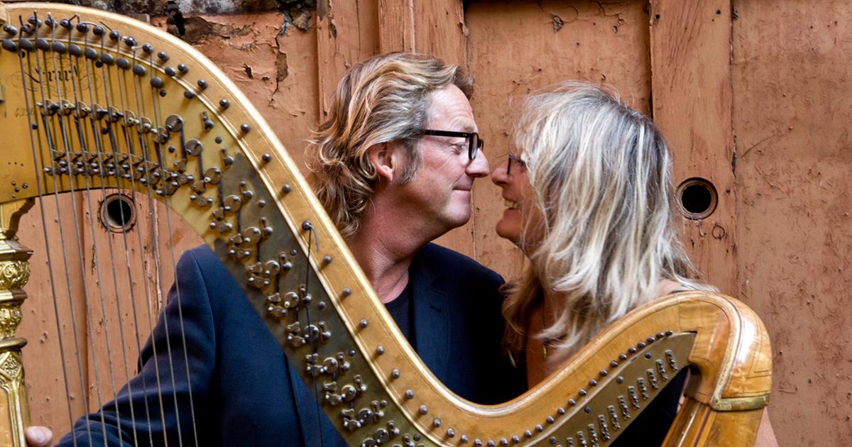 Veranstaltungen in Oberfranken: Harp & Harp – von Bach bis Bluesbrothers