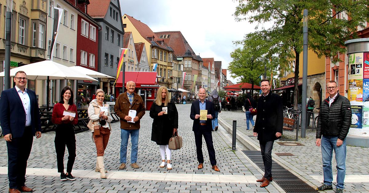 Corona-Virus in Bayreuth: Gutscheine für Impflinge