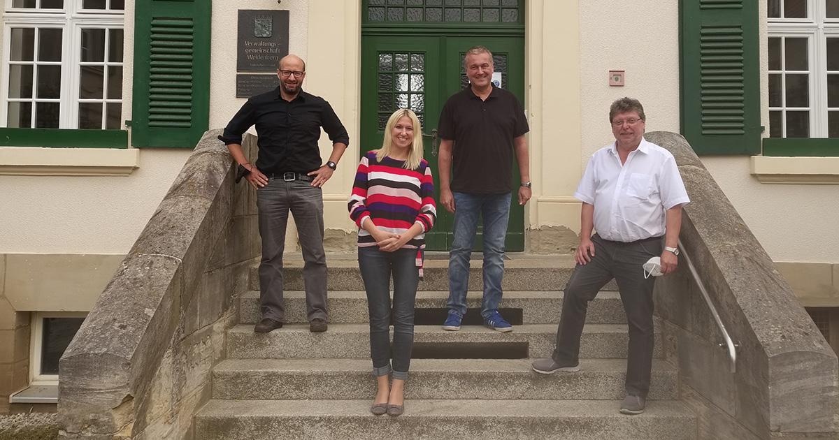Lokalnachrichten in Weidenberg: Neues Paradies für Jugendliche