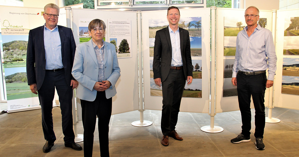 "Veranstaltungen in Bayreuth: ""Bäume.Charakter.Landschaft"""