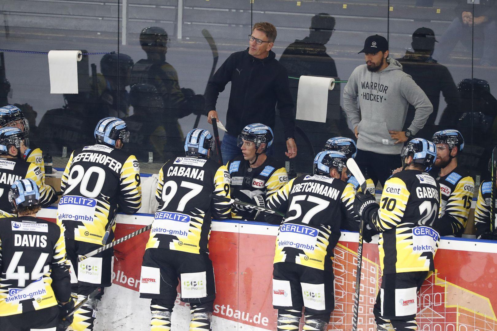 Tigers ringen Dresden spielstark nieder